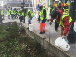 Green Streets:<br>Keeping it Clean Upstream